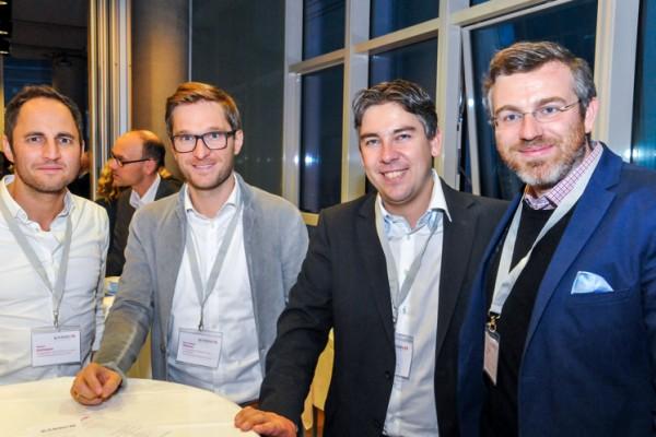 58 Rupert Hofmann, Hubert Wallner, Markus Rieger, Alexander Hahn