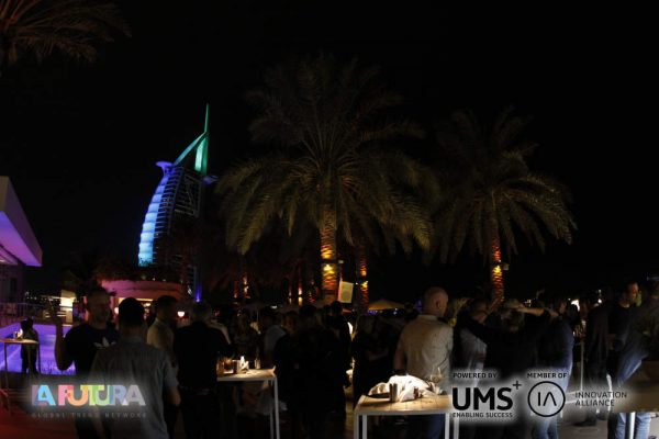 The LaFutura annual event 2017 in Dubai  (c) Christian Waitschies | UMS Consulting (Member of Innovation Alliance)